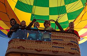 California Balloon Rides