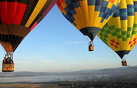 Hot Air Balloon Trips Near Me