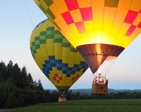 Hot Air Balloon Tours Near Me