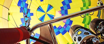 Hot Air Balloon Santa Rosa CA