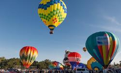 Santa Rosa Balloon Rides