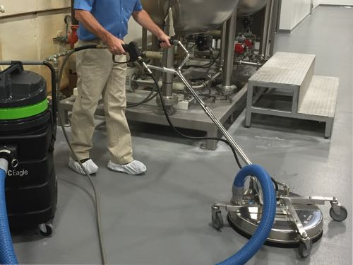 Commercial Food Plant Cleaning in Waukesha