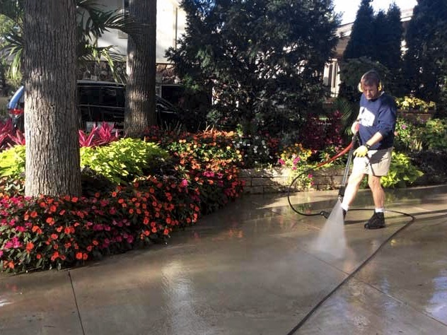 Residential Pressure Washing in Waukesha