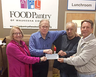 Badgerland Pressure Cleaning proudly sponsors the Food Pantry in Waukesha