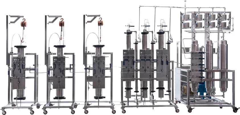 Hi-Flo CO2 Extraction Equipment
