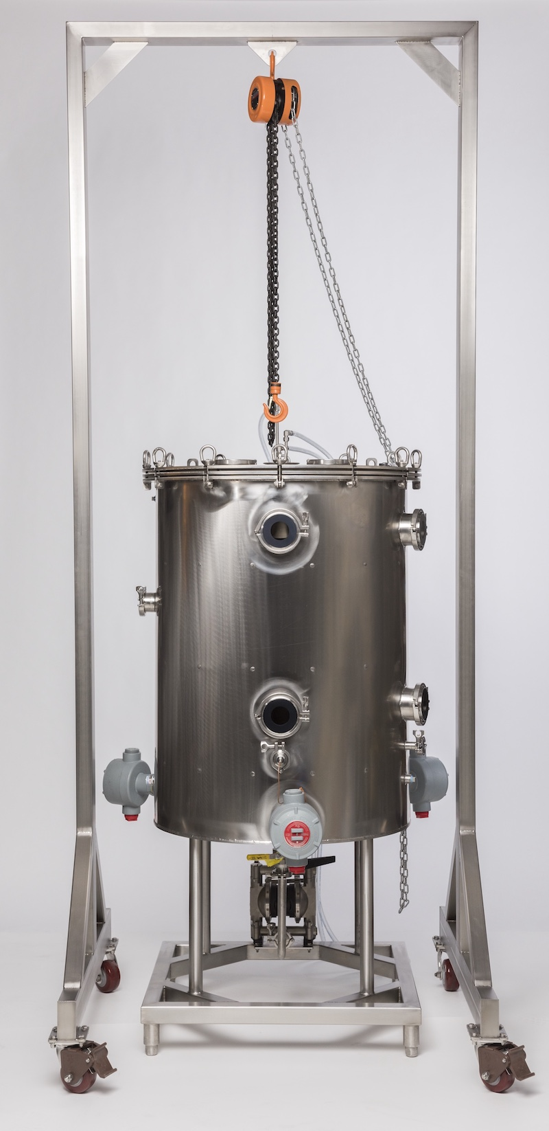 Commercial Vacuum Extraction