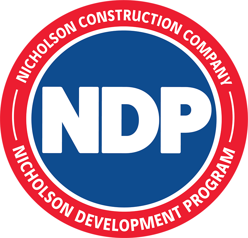 Development Program at Nicholson Construction
