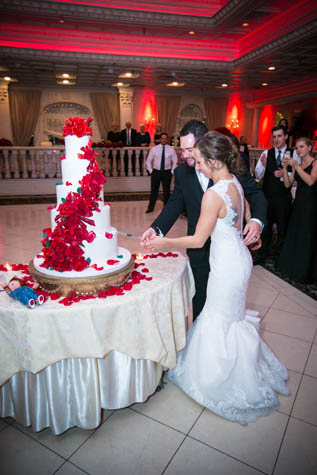 Most beautiful wedding cakes in New Jersey
