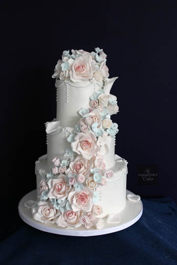Most beautiful wedding cakes in NJ