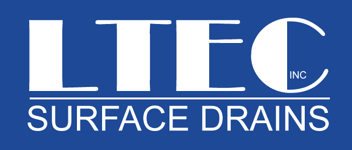 LTEC Surface Drains Logo