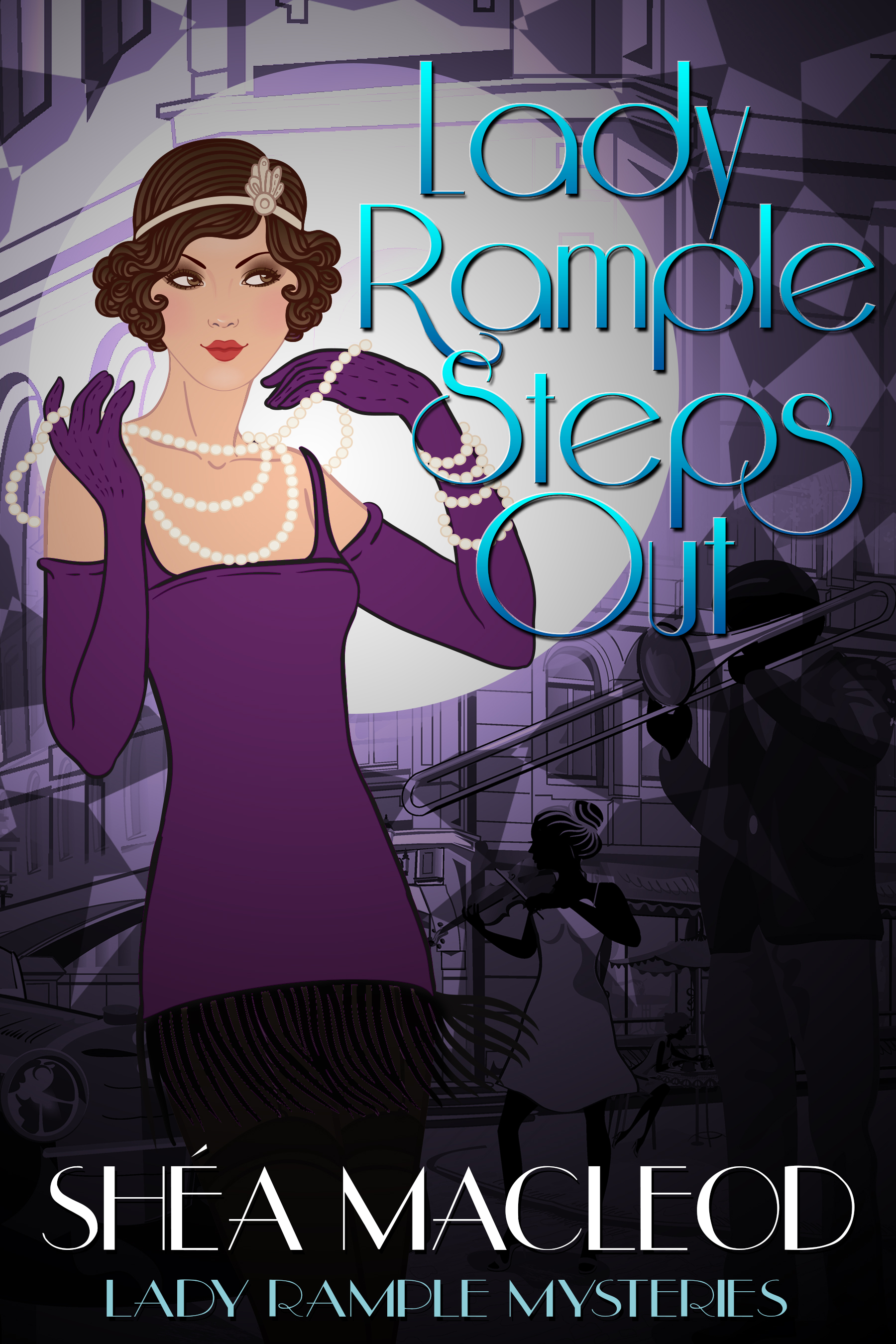 Lady Rample Steps Out