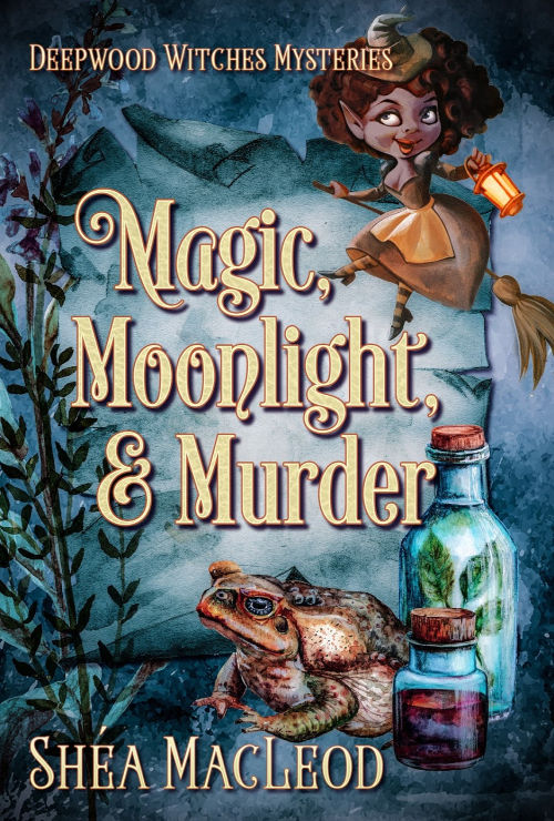 Magic, Moonlight, and Murder
