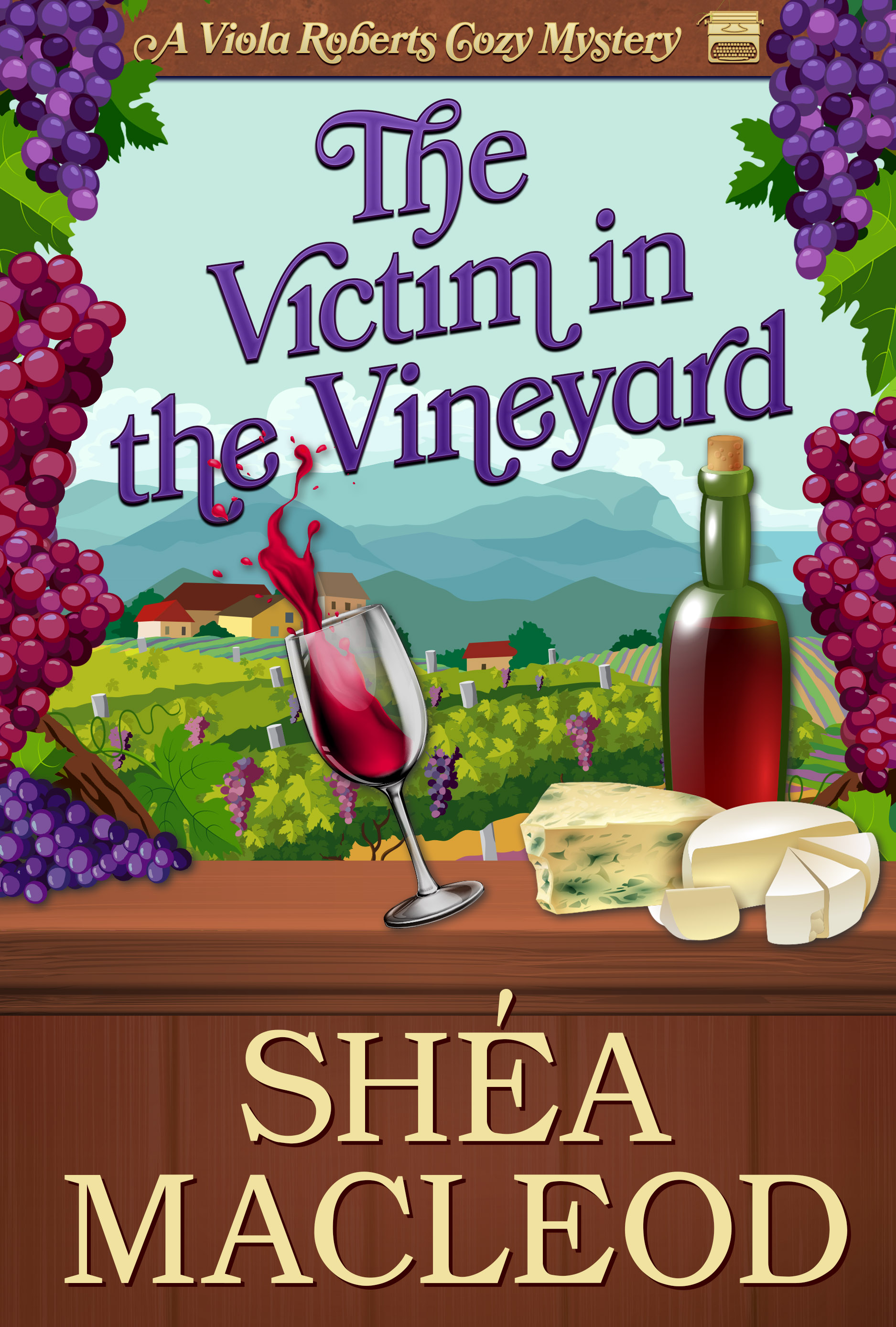 The Victim in the Vineyard