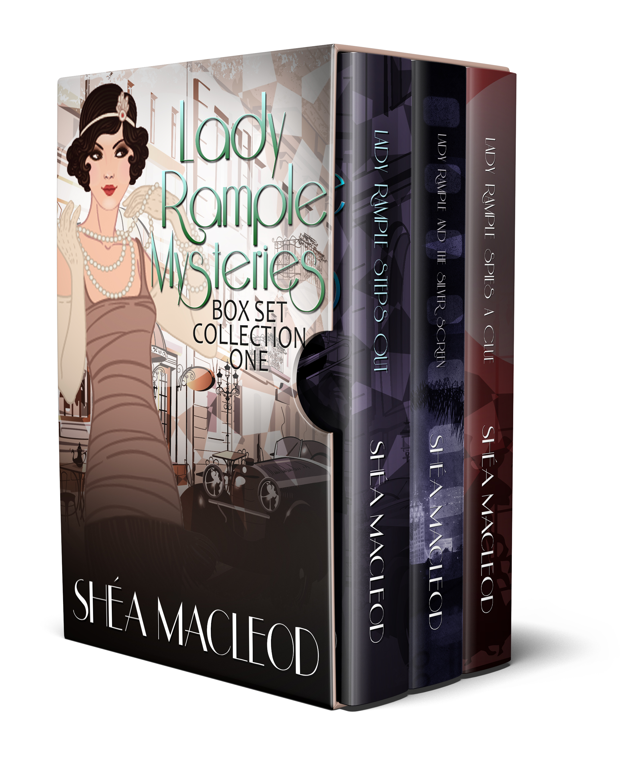 Lady Rample Box Set Collection One: Books 1-3