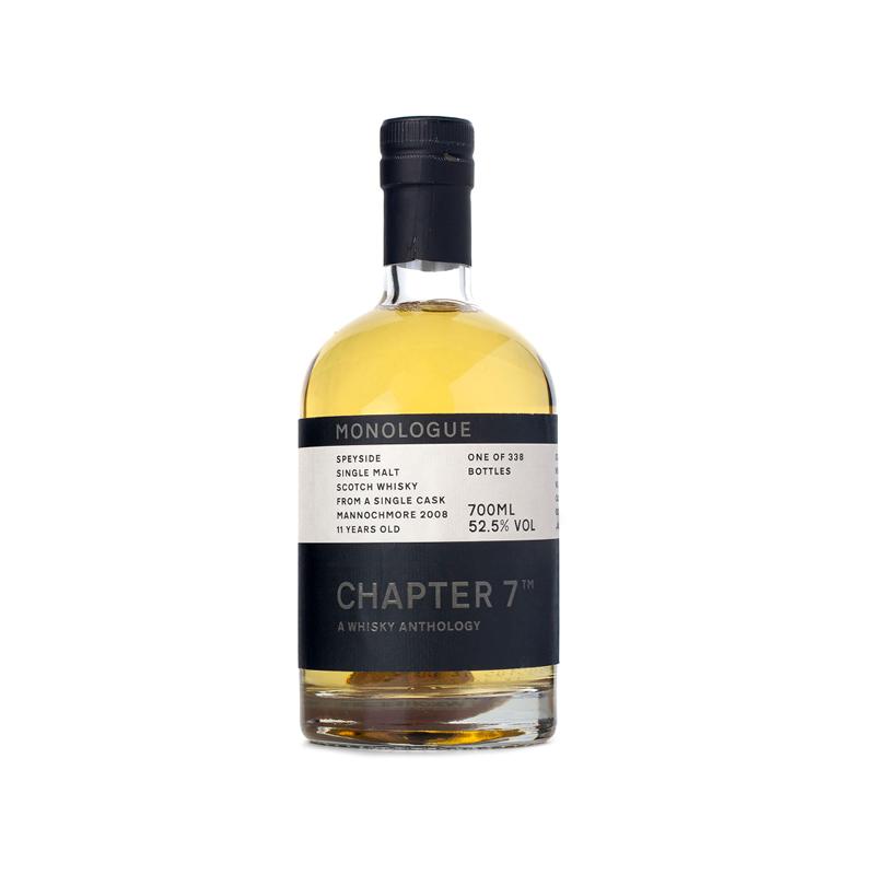 Chapter 7 Whisky - Monologue #7 Mannochmore Single Malt