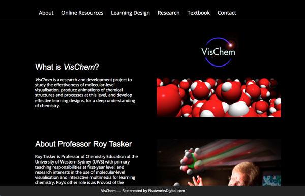 Tasker CERP Group   Chemistry Visualizing   Media