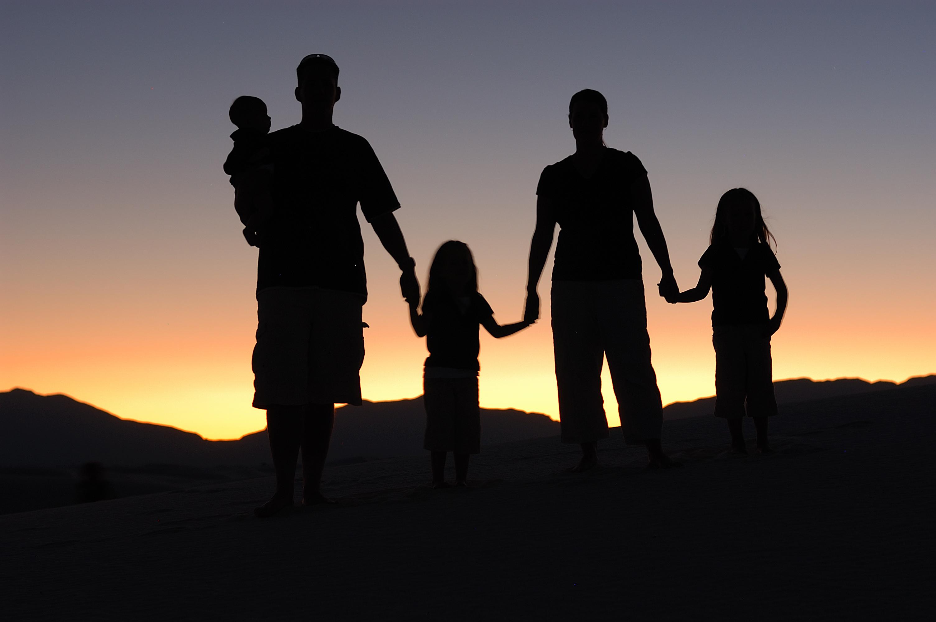 Lavoro con le famiglie
