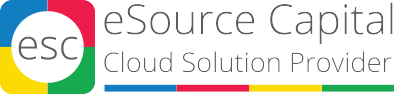 eSource Capital Cloud Solutions Provider logo png