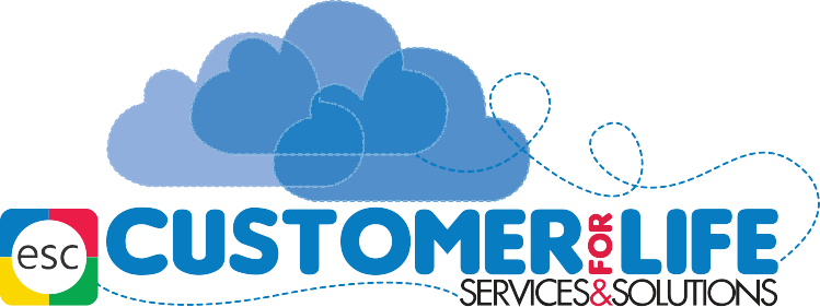 Customer for life logo eSource Capital Cloud Solutions Provider