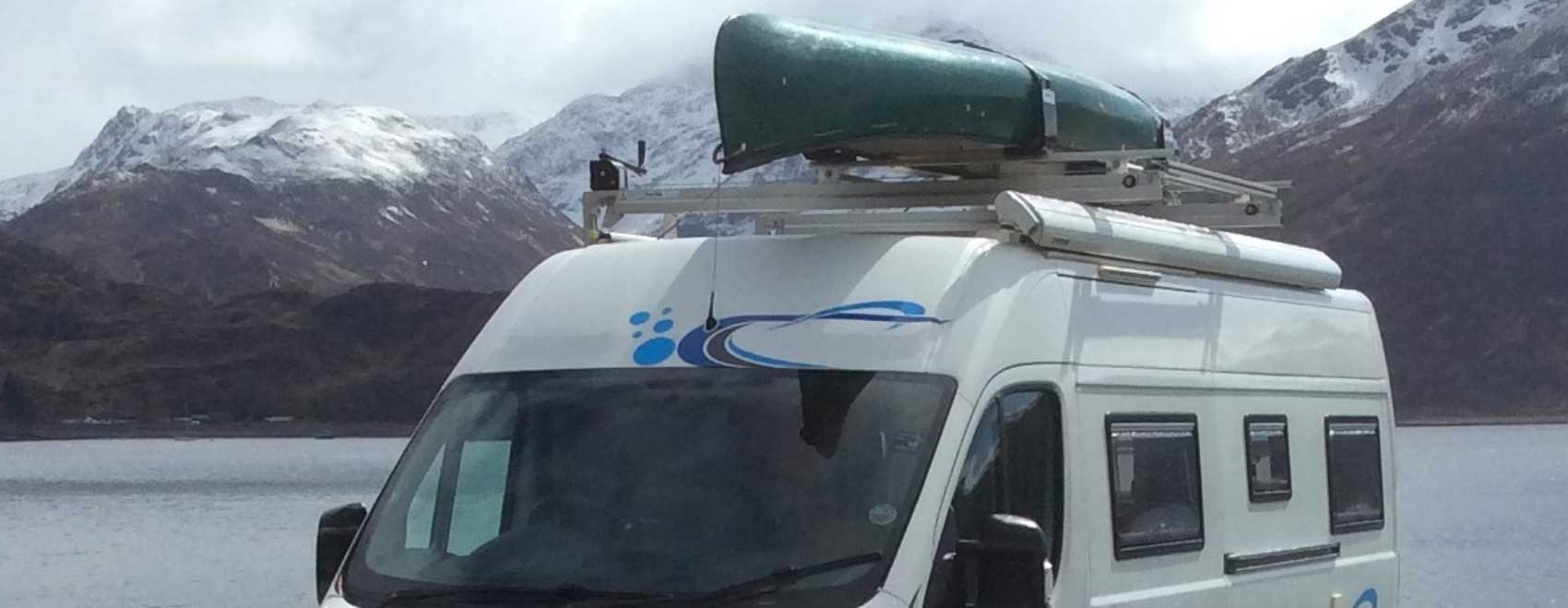Karitek's Easy Load Roof Rack - transforms loading kayaks and canoes onto cars and vans