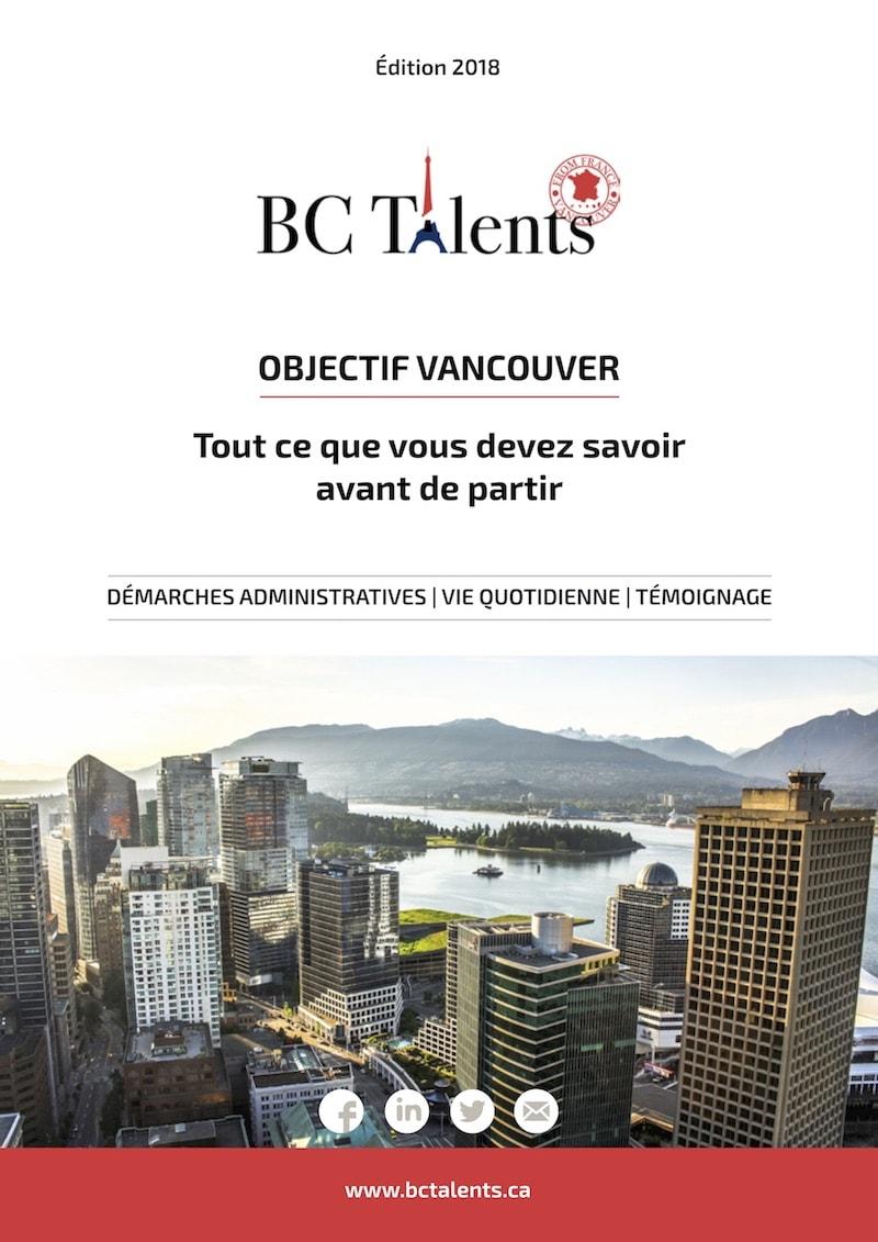 BC Talents - Objectif Vancouver - Le Guide