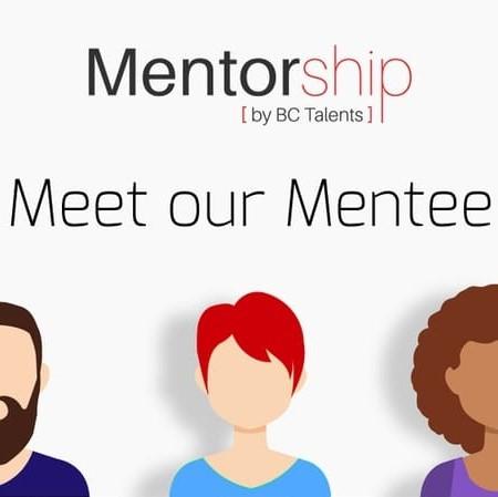 BC Talents - Article - Meet our Mentee: Céline