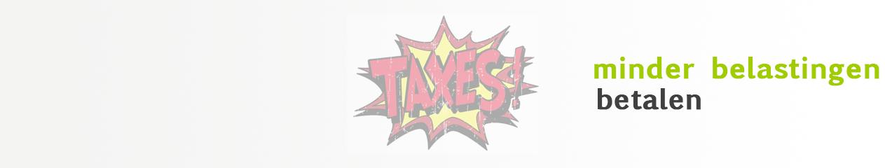 De tax shelter voor starters, gebruik hem nu!