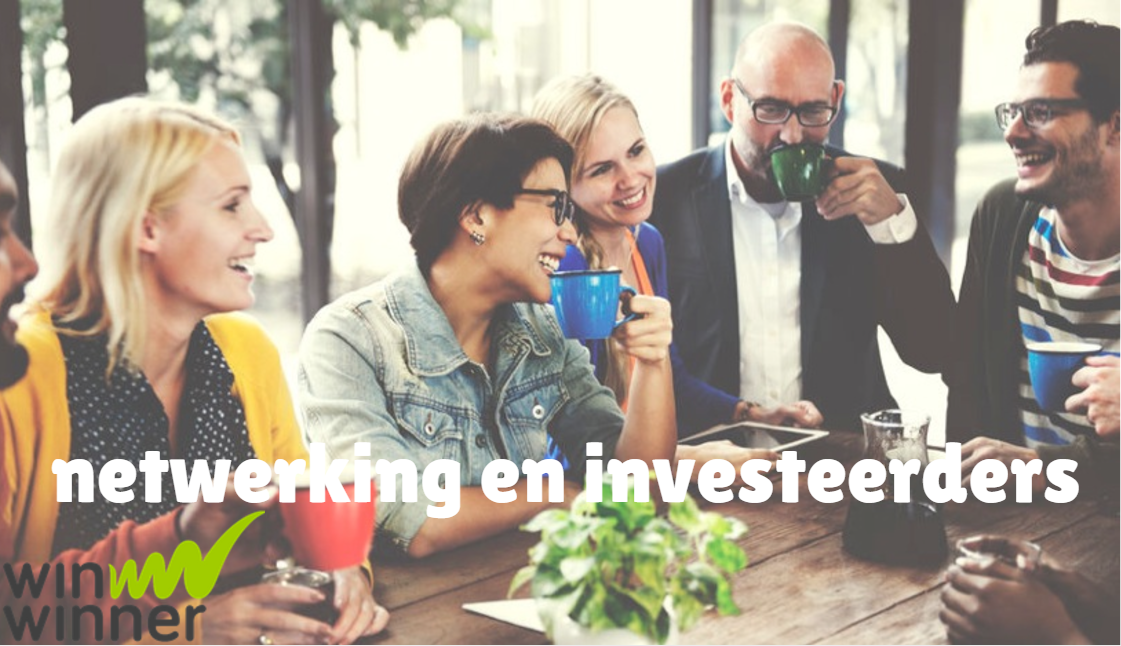 Netwerken & investeerders, hoe pak je het aan?