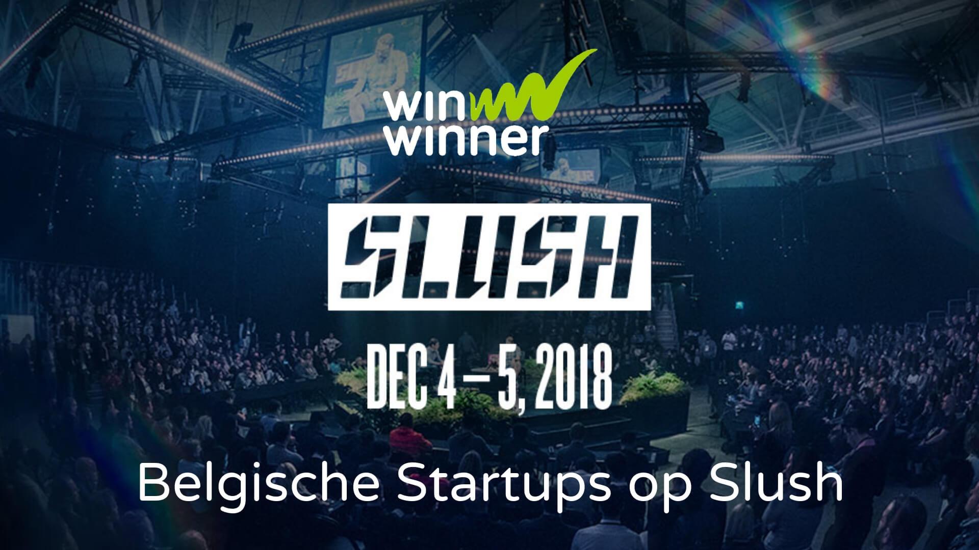 WinWinner @ Slush: Episode 2 - Belgische Startups op Slush