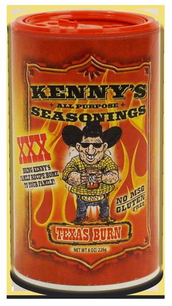 Spicy BBQ Seasoning