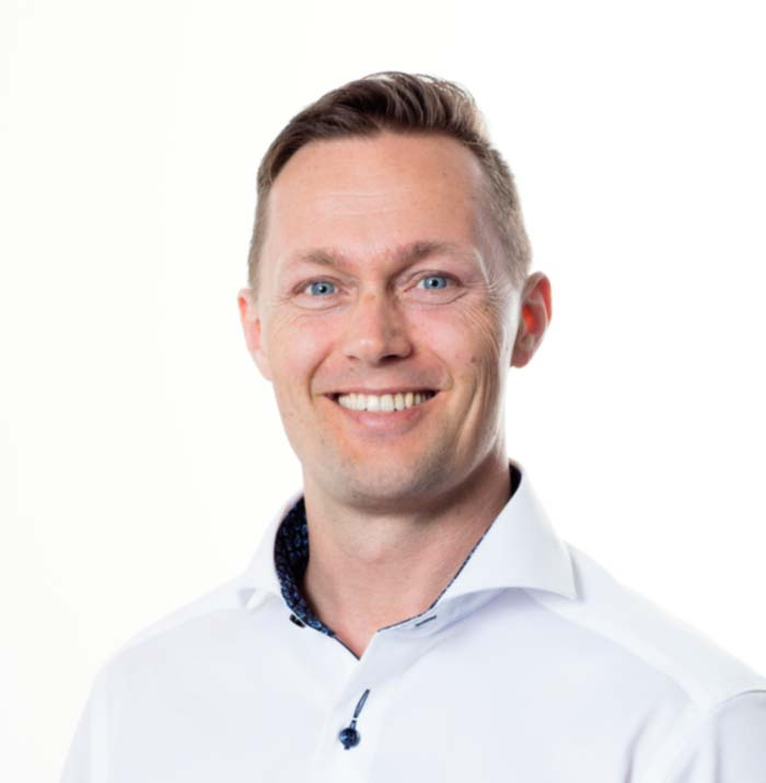 Asbjørn Bjaanes, Development Manager, Wellbarrier