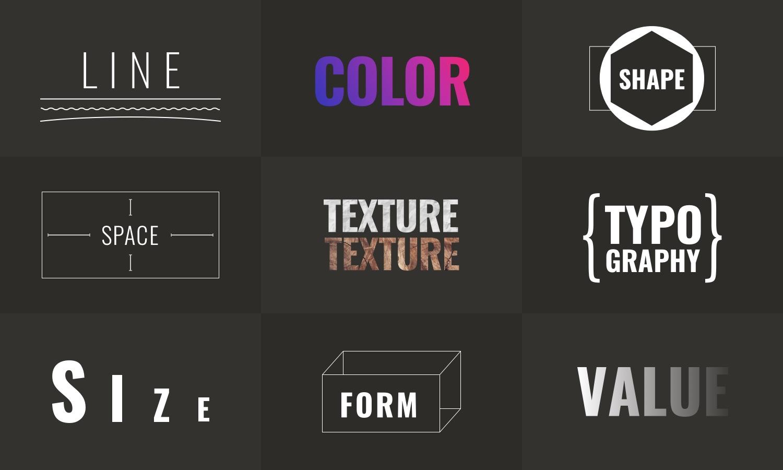 elements of visual design