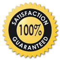 Satisfaction Guarantee on our Pressure Washing Services