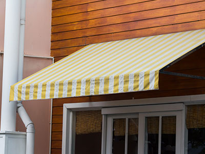 Awning Cleaning in Hendersonville