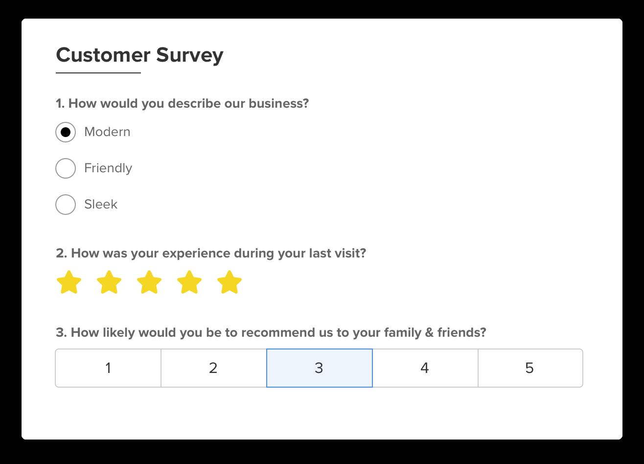 Vagaro Customer Tracking