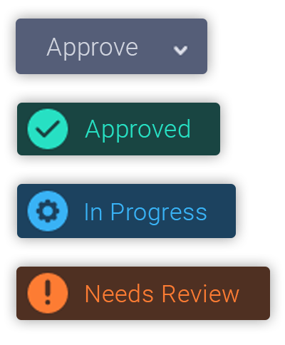 client approval system