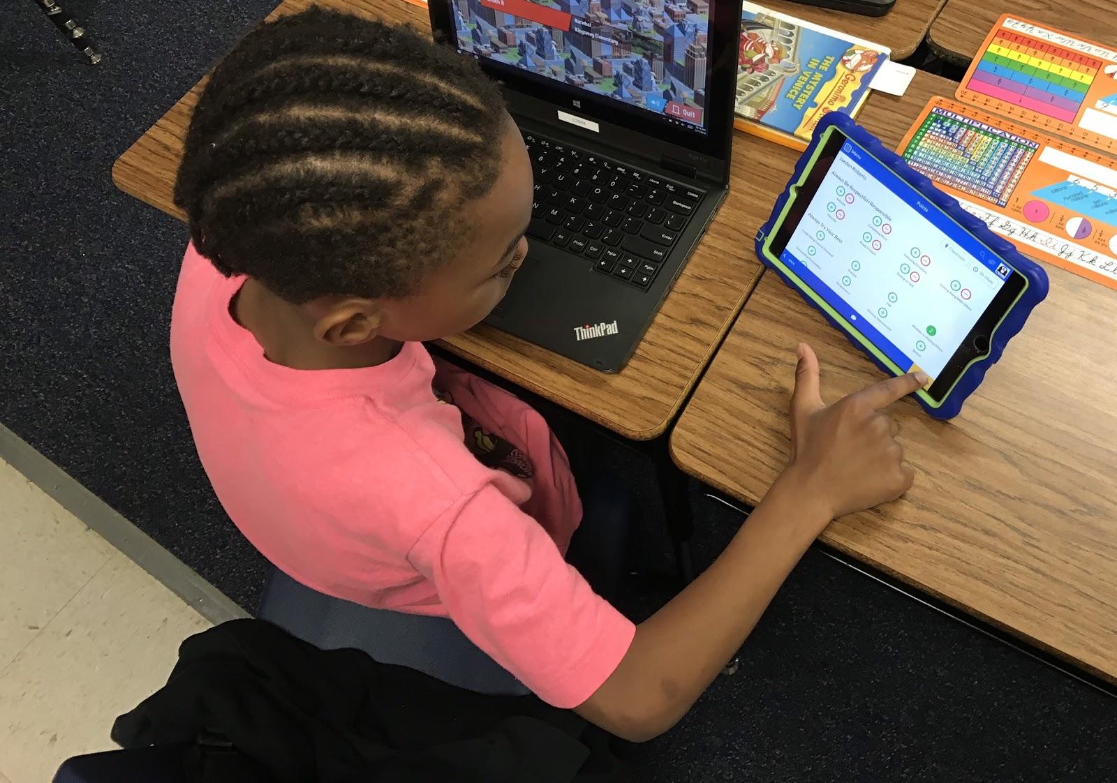 benefits of classroom rewards