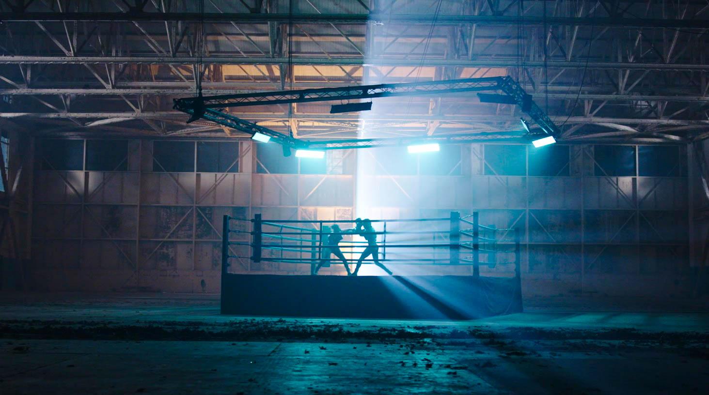 gymshark rise film