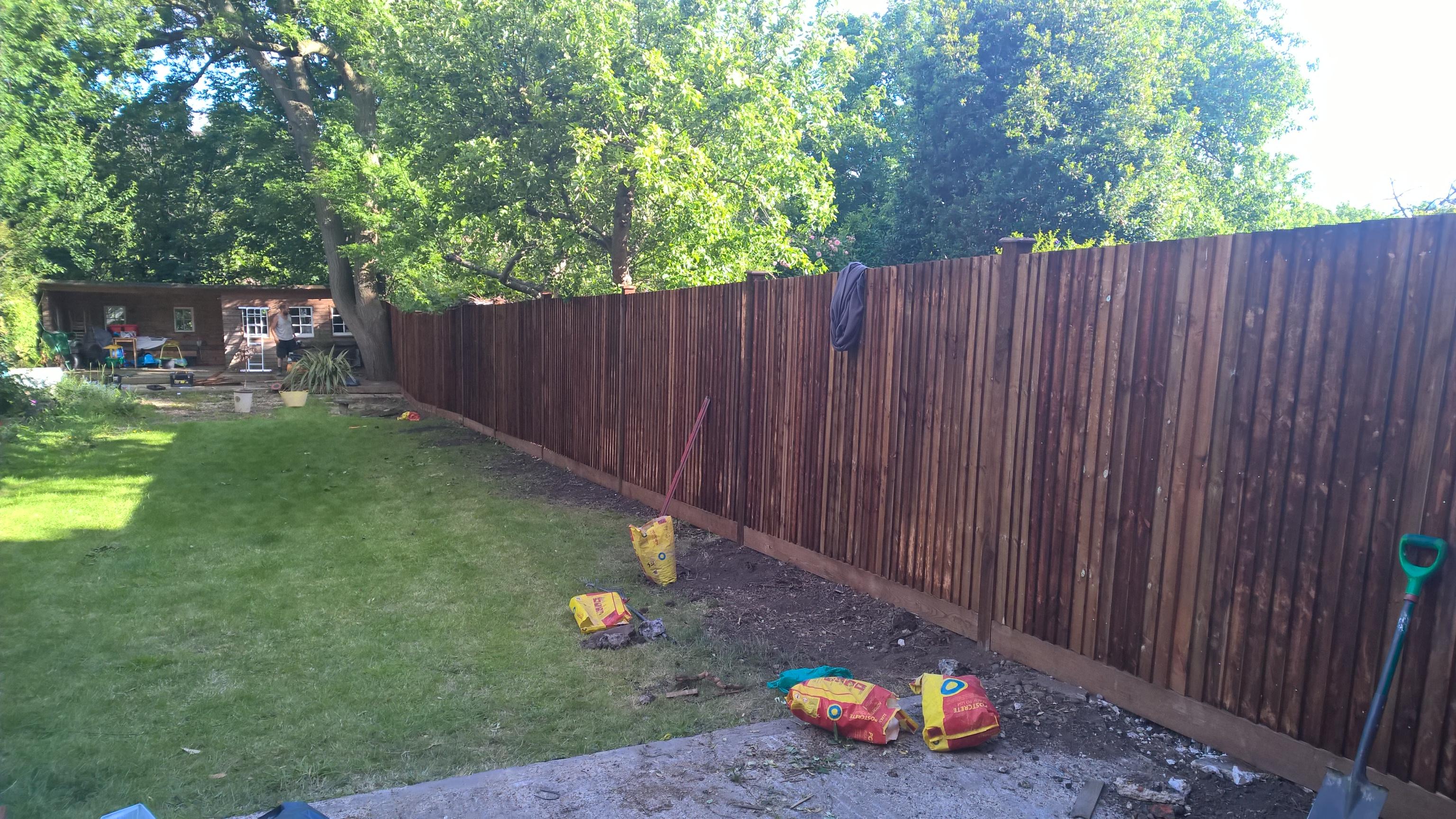 Creative Scapes | Fencing