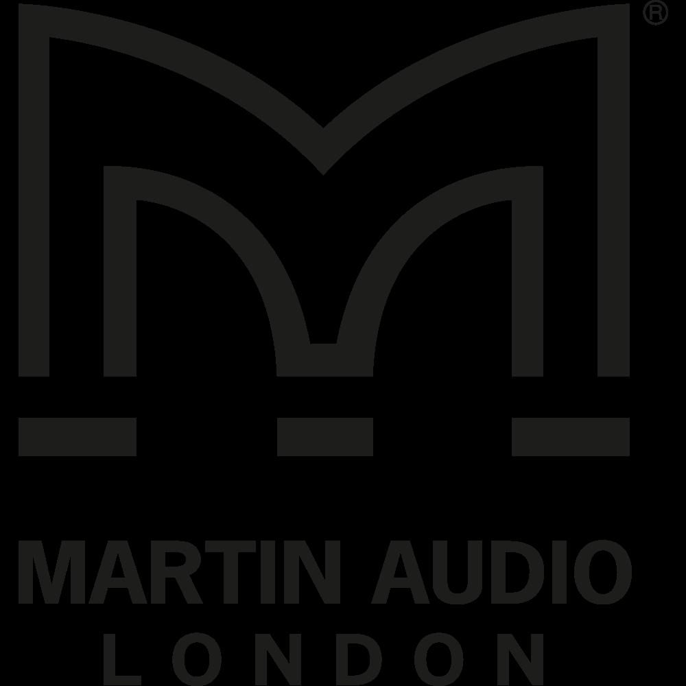 Znalezione obrazy dla zapytania MARTIN AUDIO logo png