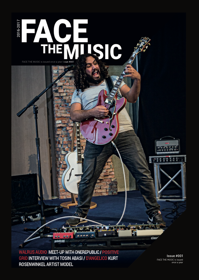FACE THE MUSIC Magazine