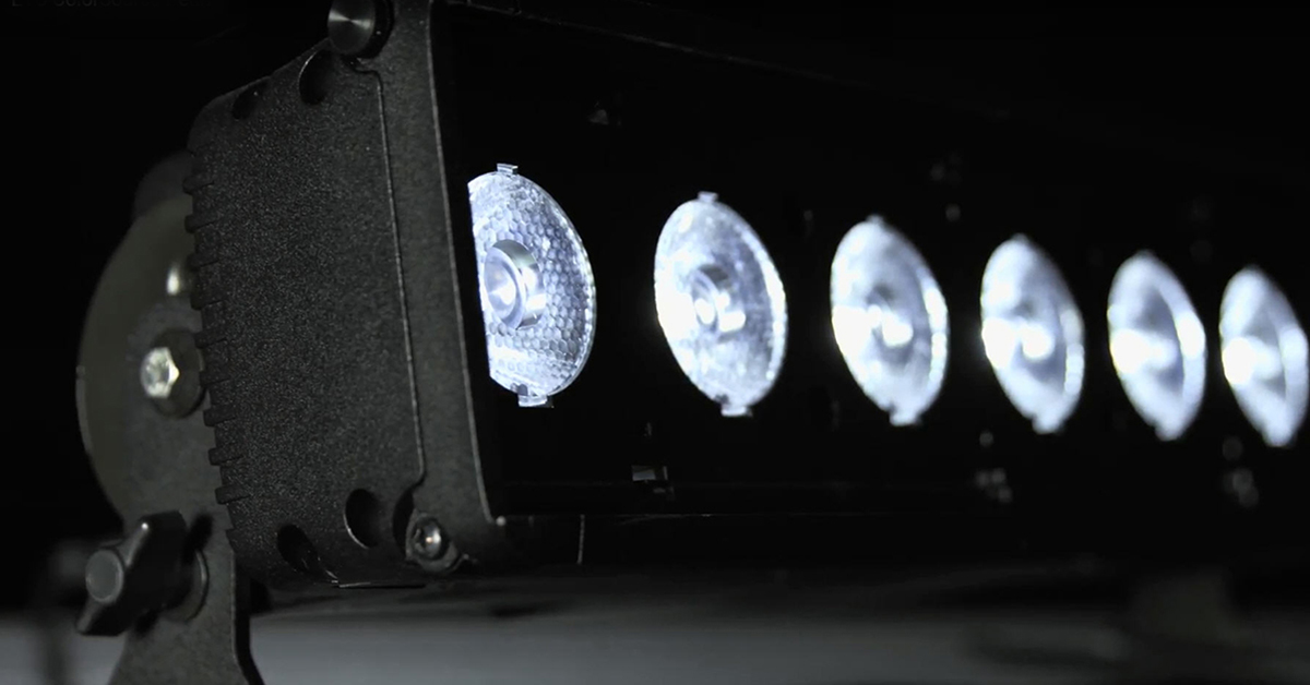 ColorSource Pearl, a variable white light LED array