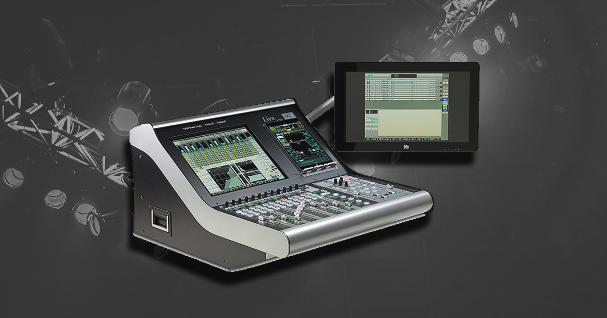 Solid State Logic launches new L100 Live console