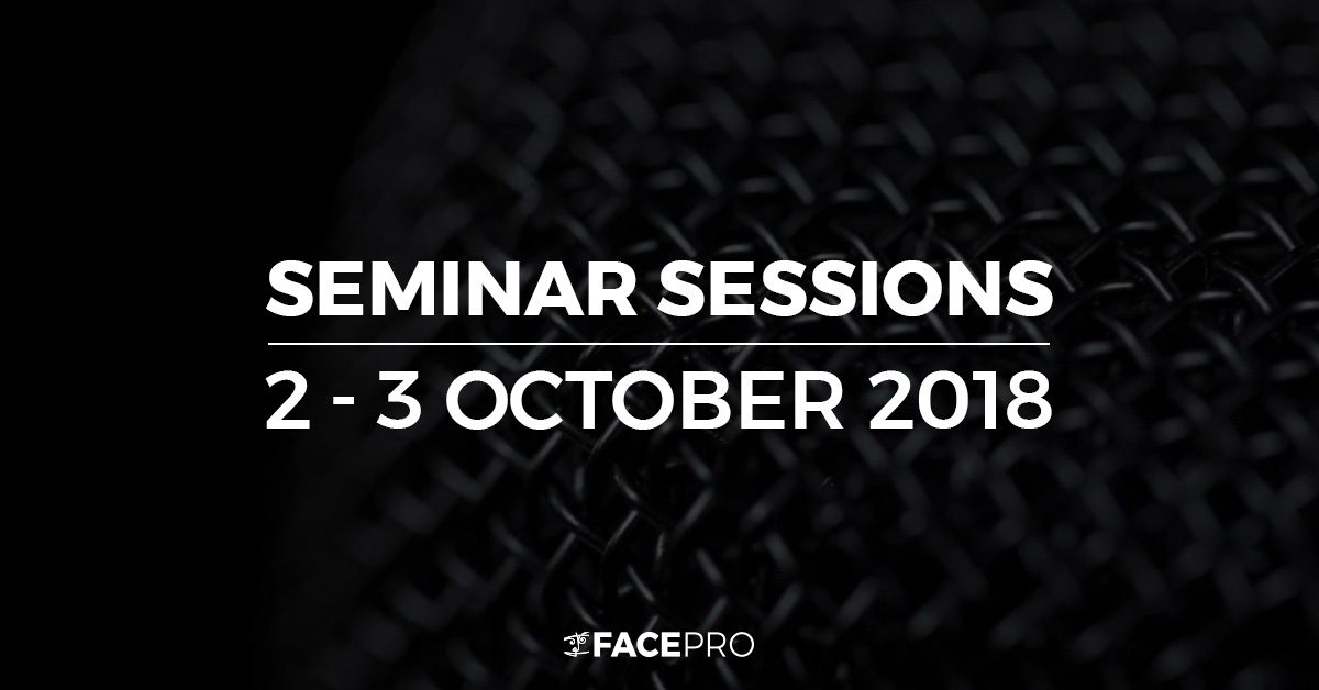 FACE SEMINAR SESSIONS: Open for registration