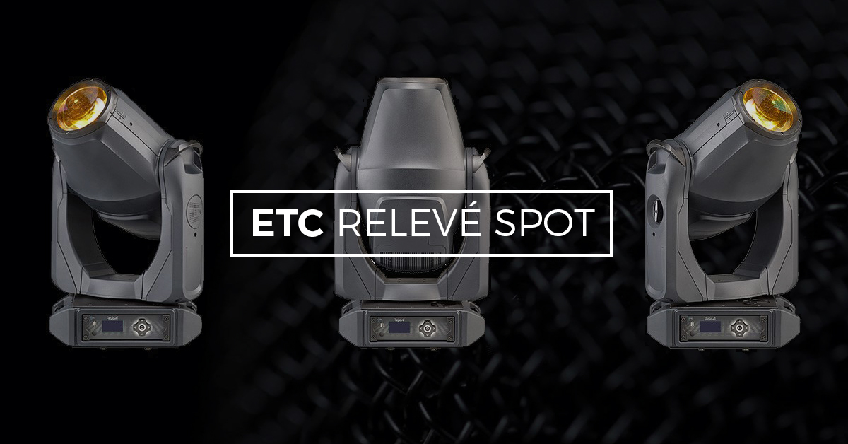 Long-awaited Relevé Spot is now available for shipping