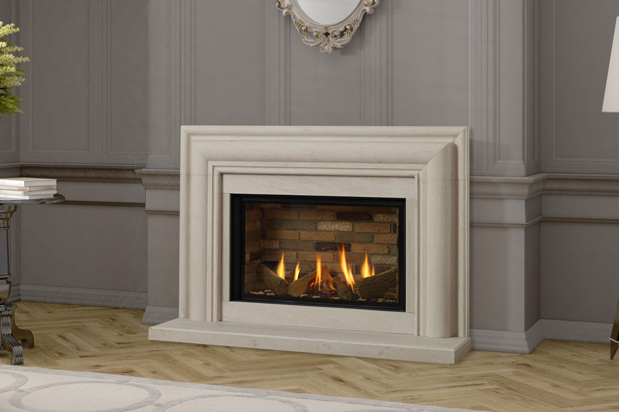 Infinity 780FL Rembrant Suite at Sussex Fireplace Gallery