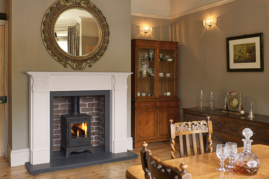 Imperial 405 Multifuel Stove Sussex Fireplace Gallery