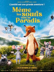 ANNECY 2021: Même les souris vont au Paradis / Even Mice belong to Heaven
