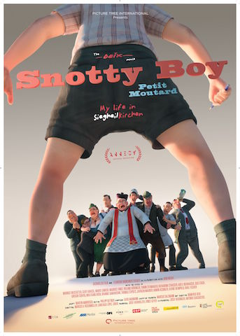 ANNECY 2021: PETIT MOUTARD / SNOTTY BOY