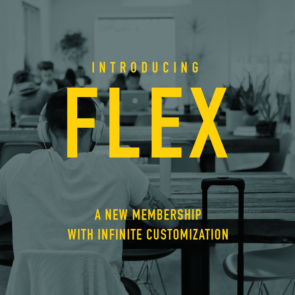 Flex Membership ad